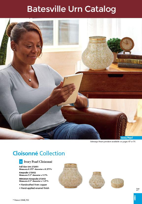 urn catalog